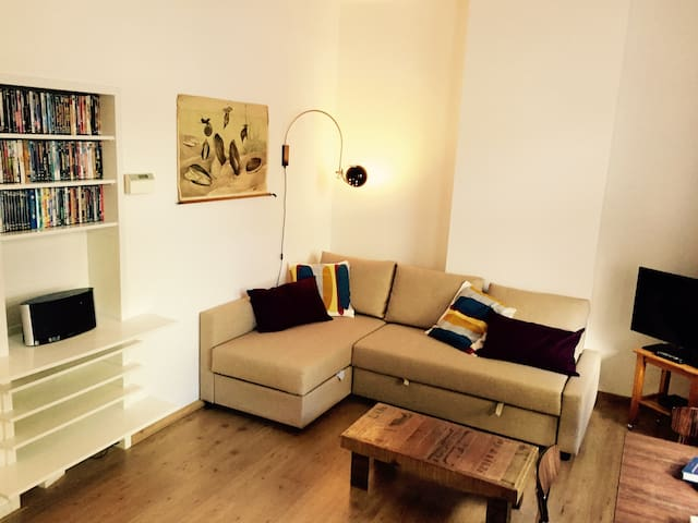 Clean, cozy, 3 room apt great location! - Amsterdam - Apartment