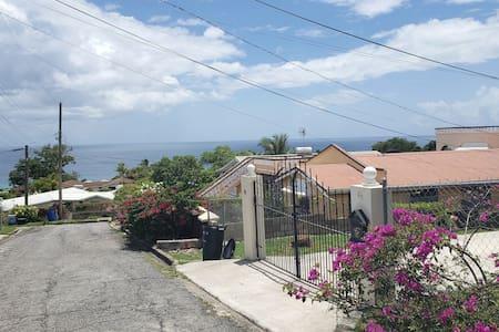 Ocean View Home for 8 near Beach & UWI