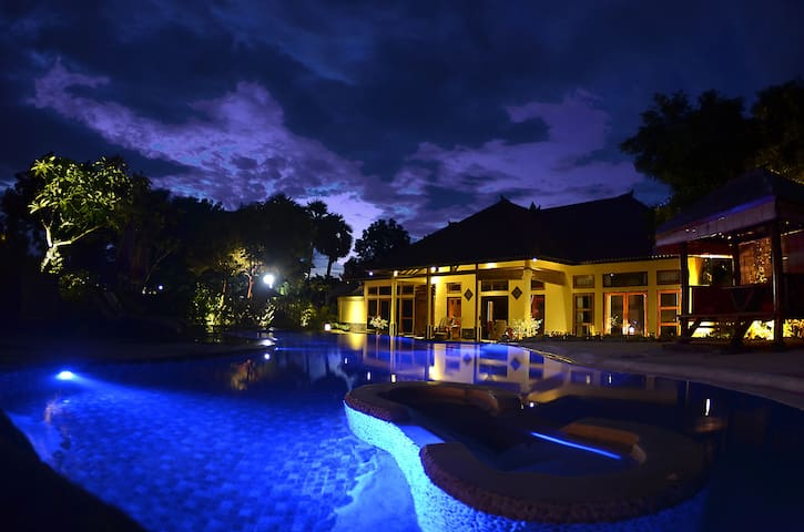 Villa menjangan sea horse - Bali - Dom