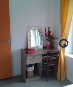 Chambre chez l'habitant 20 min PDF - Le Boupère - Haus