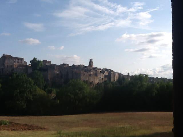 Amazing view of pitigliano - Pitigliano - บ้าน