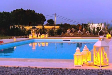 Hill Top Pool Villa, Afandou - Rhodos - Villa
