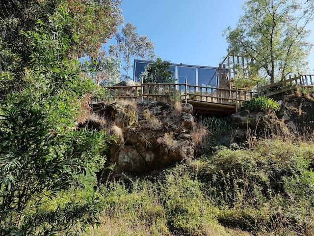 GlassHouse - Near River - Near Ocean - Near Oporto