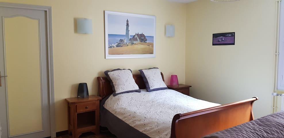 Beau logement indépendant à 10 minutes de Dijon