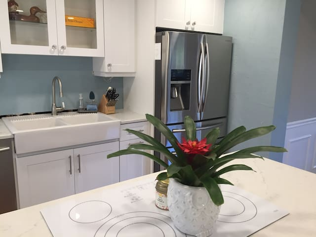 Renovated Beach House - Port Orange - Casa