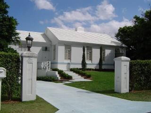 Luxury Home - Quiet Beach Community - Ocean Ridge - Casa