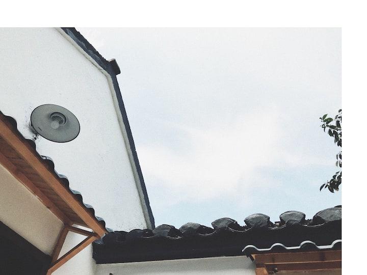 【巢巢】平江小巷白墻黑瓦一小院兒