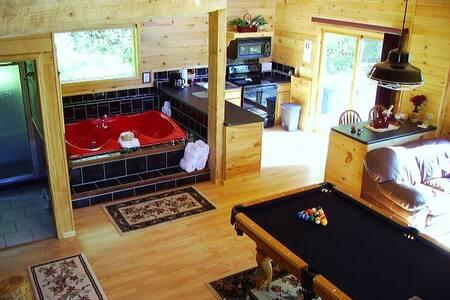 PercheronParadise Romantic Cabin 3 near LaCrosseWI