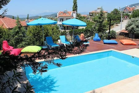Luxury private villa for max. 7 - Fethiye