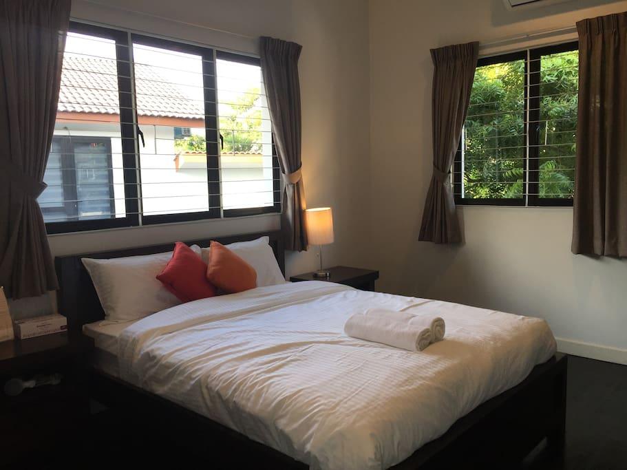 Master Bedroom at 1st Floor