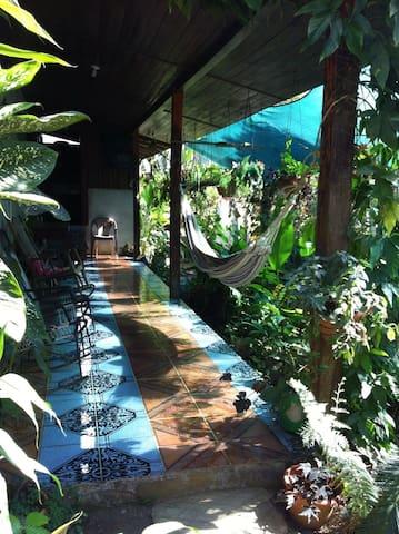 Hostel Casa Silita - Puntarenas Province - Domek gościnny