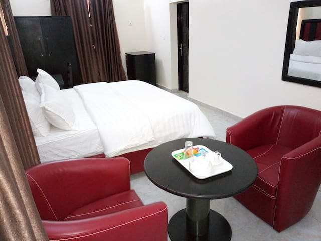Hotel and Suites