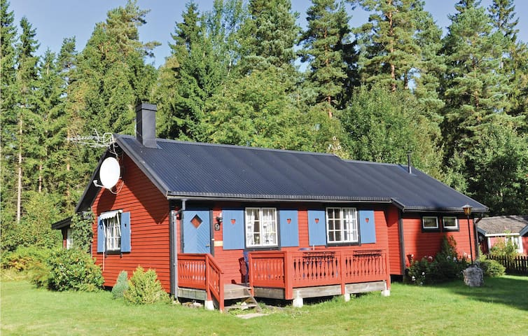 Holiday cottage with 4 bedrooms on 78m² in Tibro