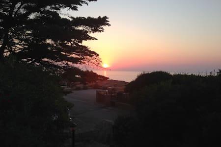 Villa stupenda vista mare-200mt dal mare - Costa Paradiso - Villa