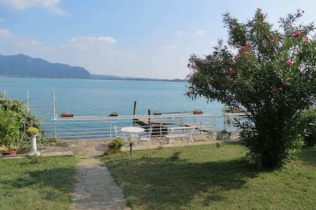 Beautiful villa on Iseo Lake - Predore