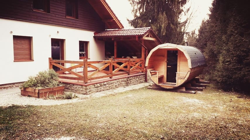 Stag house - Jelení dom