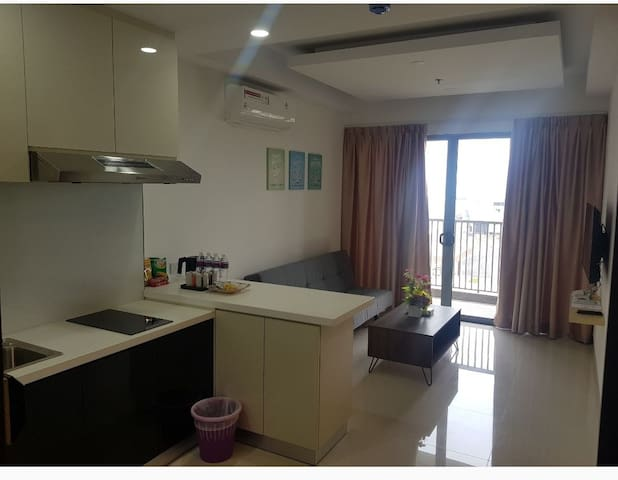 For rent Elite Apartment Harbourbay Residenc Batam