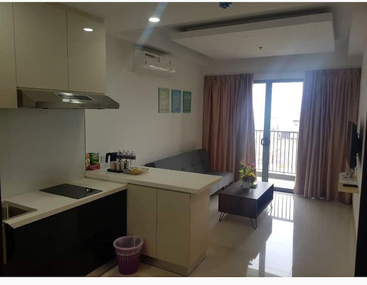 For rent Elite Apartment Harbourbay Residence 1BR