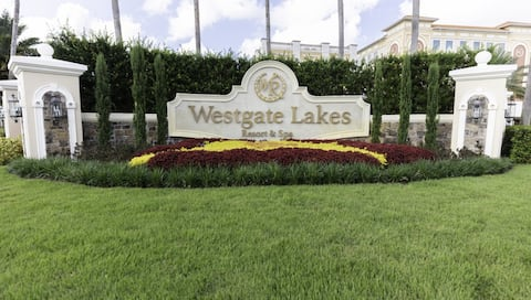 Westgate Lakes Resort - 2 Bedroom