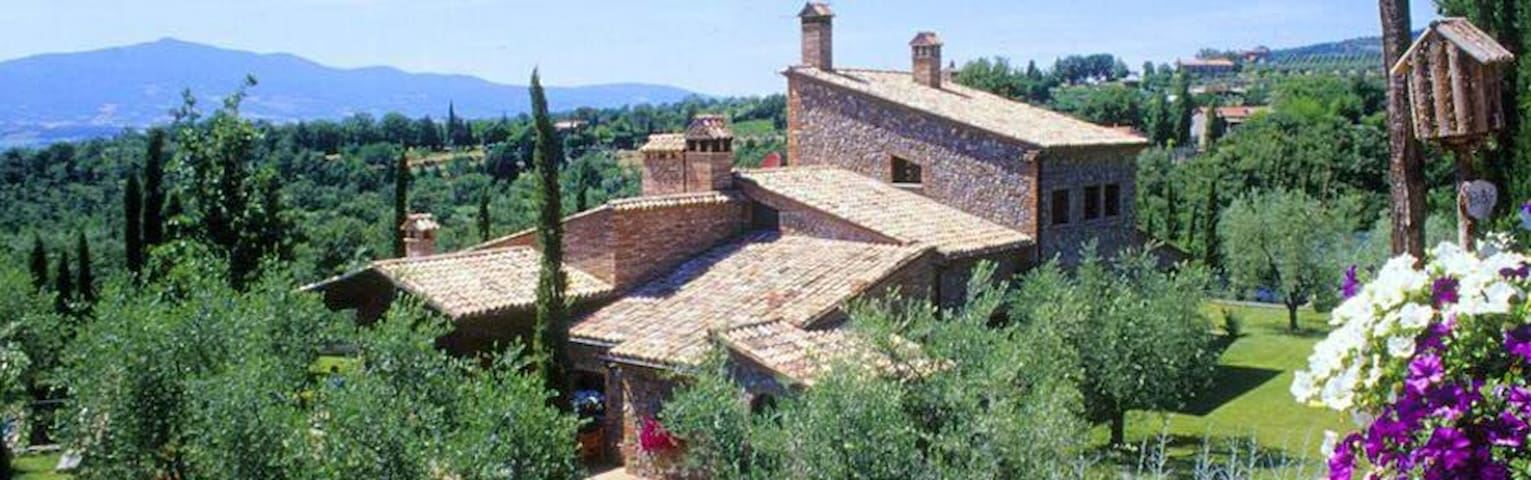 "Apartment ""Le stelle"" - Monteleone D'orvieto - Bed & Breakfast"