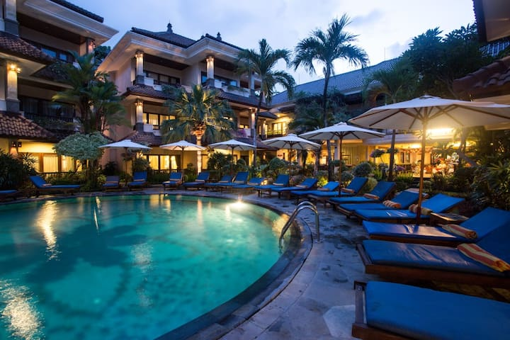 Parigata Resorts and Spa - South Denpasar - Bed & Breakfast