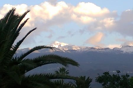 beautiful, peaceful apartement with view of Teide - Arona