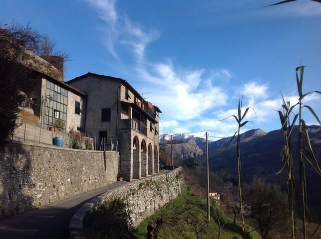 Casetta Bellavista - Tereglio - Hus