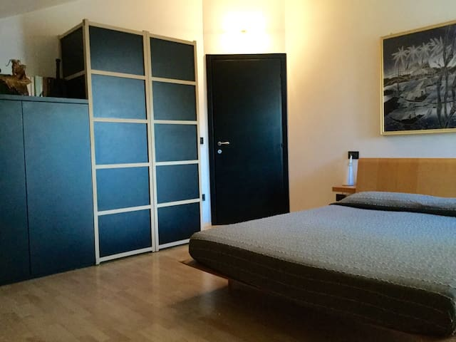 Amazing room in attic mansard wifi - San Mauro A Mare - Apartmen
