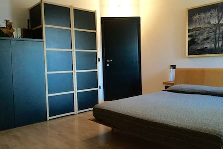 Amazing room in attic mansard wifi - San Mauro A Mare