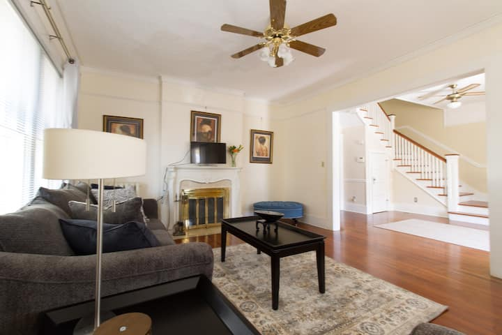 Amazing home in the heart of historic Berkeley Sq.