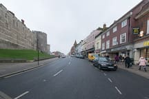 Street View, Windsor Castle