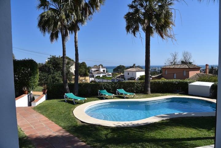 Villa Seghers- charmante Villa mit Privatpool