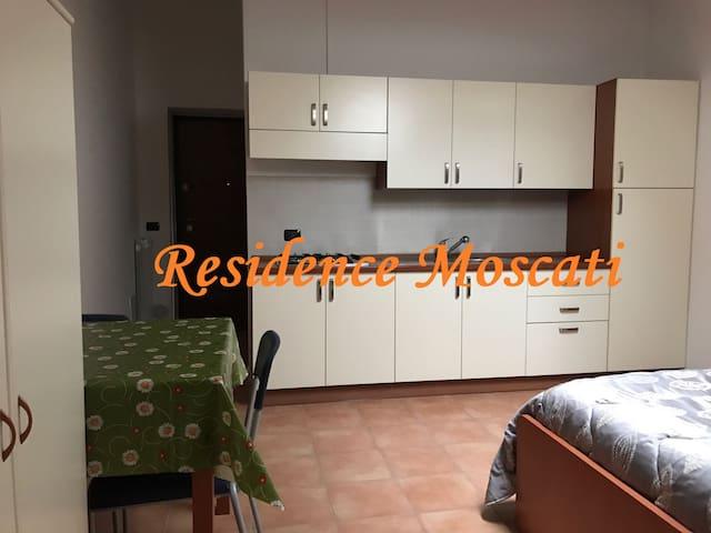 Residence Moscati - zona Ospedale Moscati