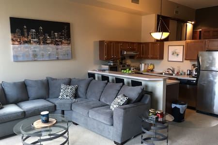 Walk to all RNC activities from trendy 1-BR loft! - Cleveland