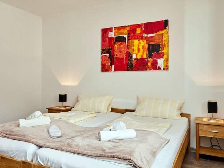 Pension Haus am Einberg, (Meschede), Doppelzimmer Komfort