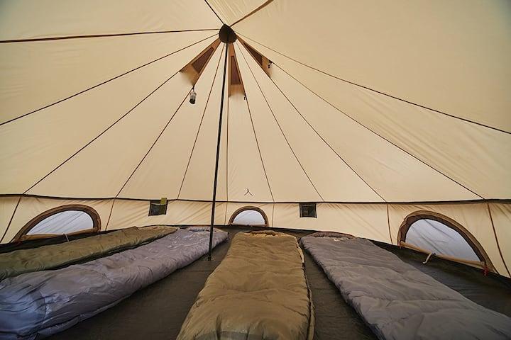 tenda indiana Apache
