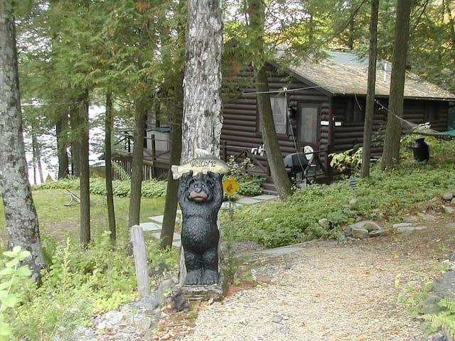 Shyrewood Cabin - Huletts Landing - Blockhütte