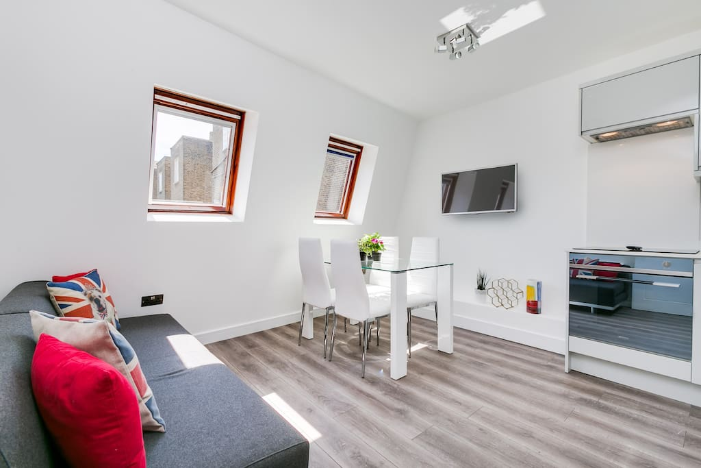 M11 Modern 2 Bedroom Apartment Near Hyde Park Apartments For Rent In Greater London England