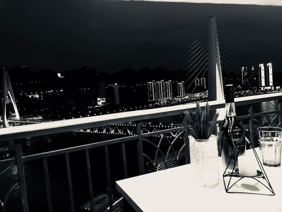 露台观网红桥