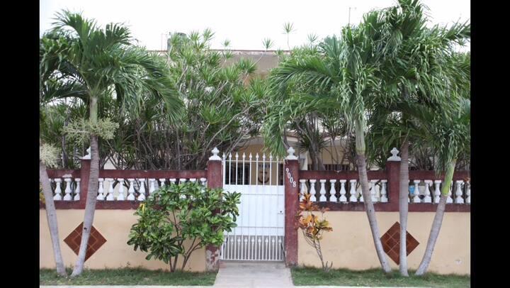 La Casa Ranchón de Cojímar, Habana del Este.