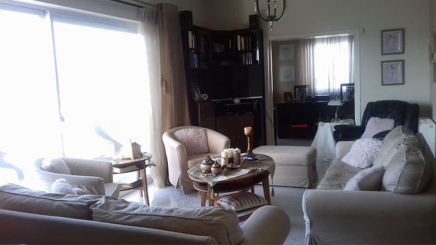 kosta's apartment