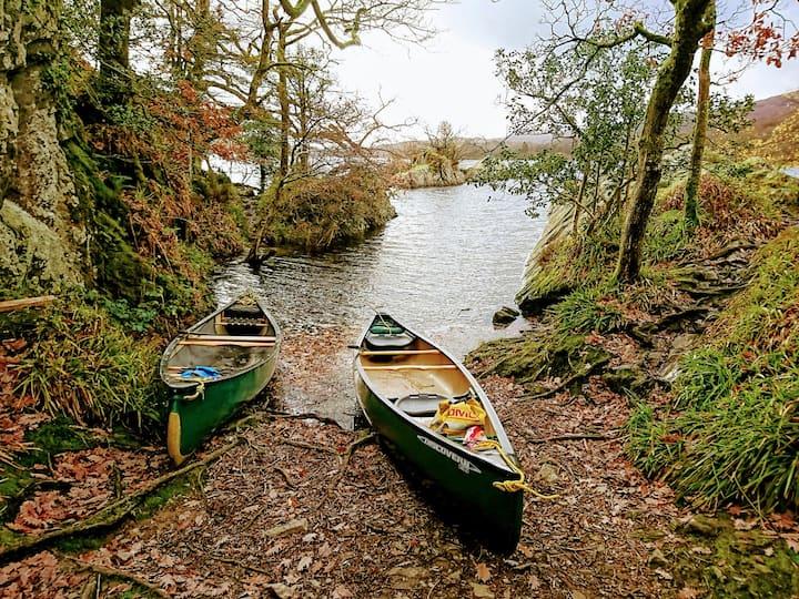 Visit hidden cove and  islands