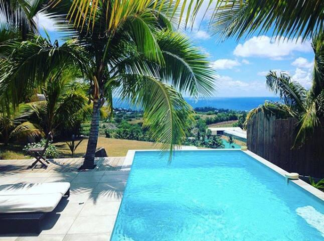 Villa Sun Set St Gilles les Bains