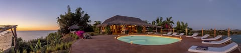 Pool Villa 10 places Nosy Be