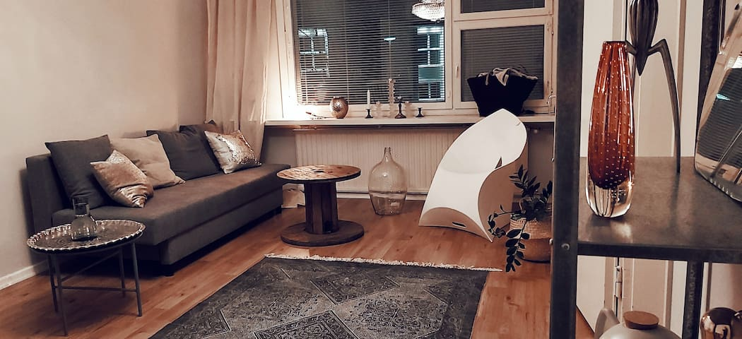 NICE & TIDY 2 room apartment close to centre