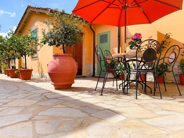 Apartamento en el corazón de Nozzano Castello