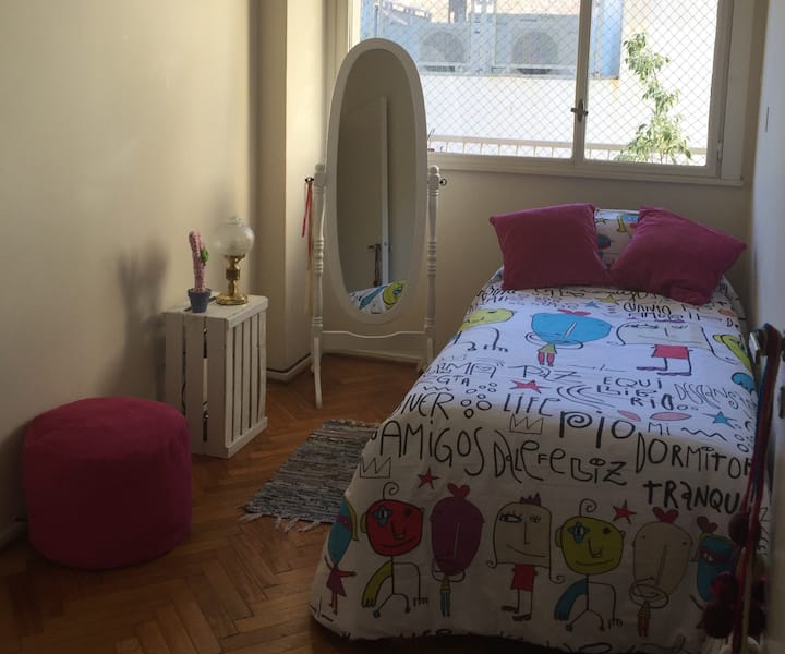 Small and cozy room in Palermo
