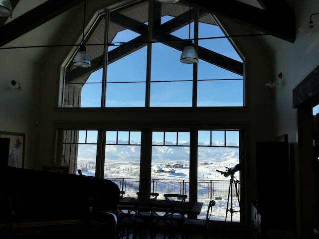 Luxury Park City home guest rooms for Sundance - Park City - Ev