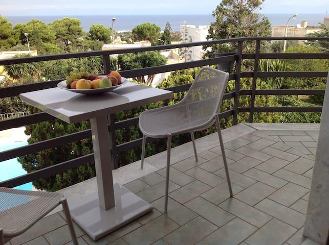 Appartamento in affitto turistico Sant'Andrea - Valderice - Apartemen