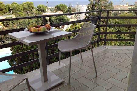 Appartamento in affitto turistico Sant'Andrea - Valderice - Wohnung
